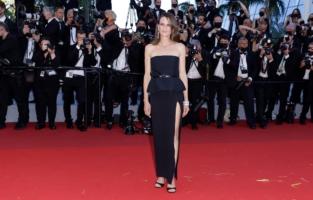 Camille Cottin - Stillwater - MontŽe Marches/Steps Cannes Festival.