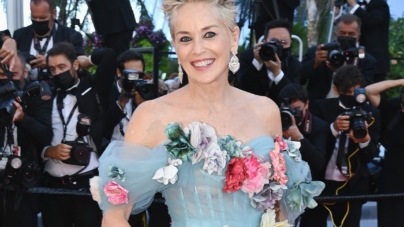 Festival Cannes 2021 red carpet The Story Of My Wife: Sharon Stone protagonista della Croisette