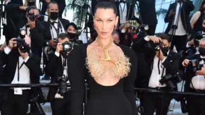 Festival Cannes 2021 red carpet Tre Piani: Bella Hadid, Taylor Hill, Margherita Buy e Alba Rohrwacher