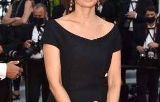 """CANNES, FRANCE - JULY 17: Audrey Azoulay attends the final screening of """"OSS 117: From Africa With Love"""" and closing ceremony during the 74th annual Cannes Film Festival on July 17, 2021 in Cannes, France. (Photo by Dominique Charriau/WireImage)"""