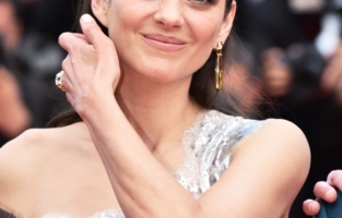 """CANNES, FRANCE - JULY 06: Marion Cotillard attends the """"Annette"""" screening and opening ceremony during the 74th annual Cannes Film Festival on July 06, 2021 in Cannes, France. (Photo by Dominique Charriau/WireImage)"""
