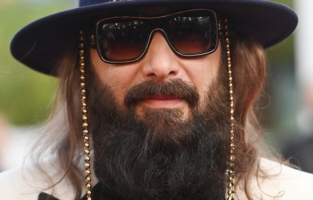 """CANNES, FRANCE - JULY 06: Sebastien Tellier attends the """"Annette"""" screening and opening ceremony during the 74th annual Cannes Film Festival on July 06, 2021 in Cannes, France. (Photo by Kate Green/Getty Images)"""