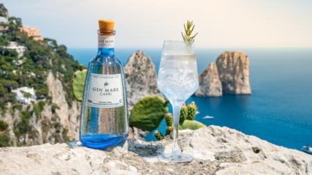 Gin Mare Capri: la nuova release ispirata all'iconica isola e il Giardino Mediterraneo