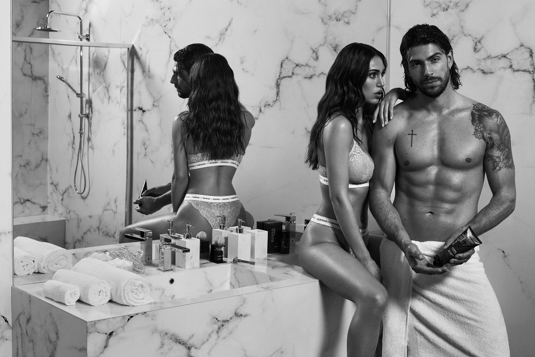 Guess Effect collezione grooming