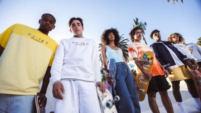 Guess Originals Summer Games 2021: la campagna che celebra lo skating, la nuova capsule collection