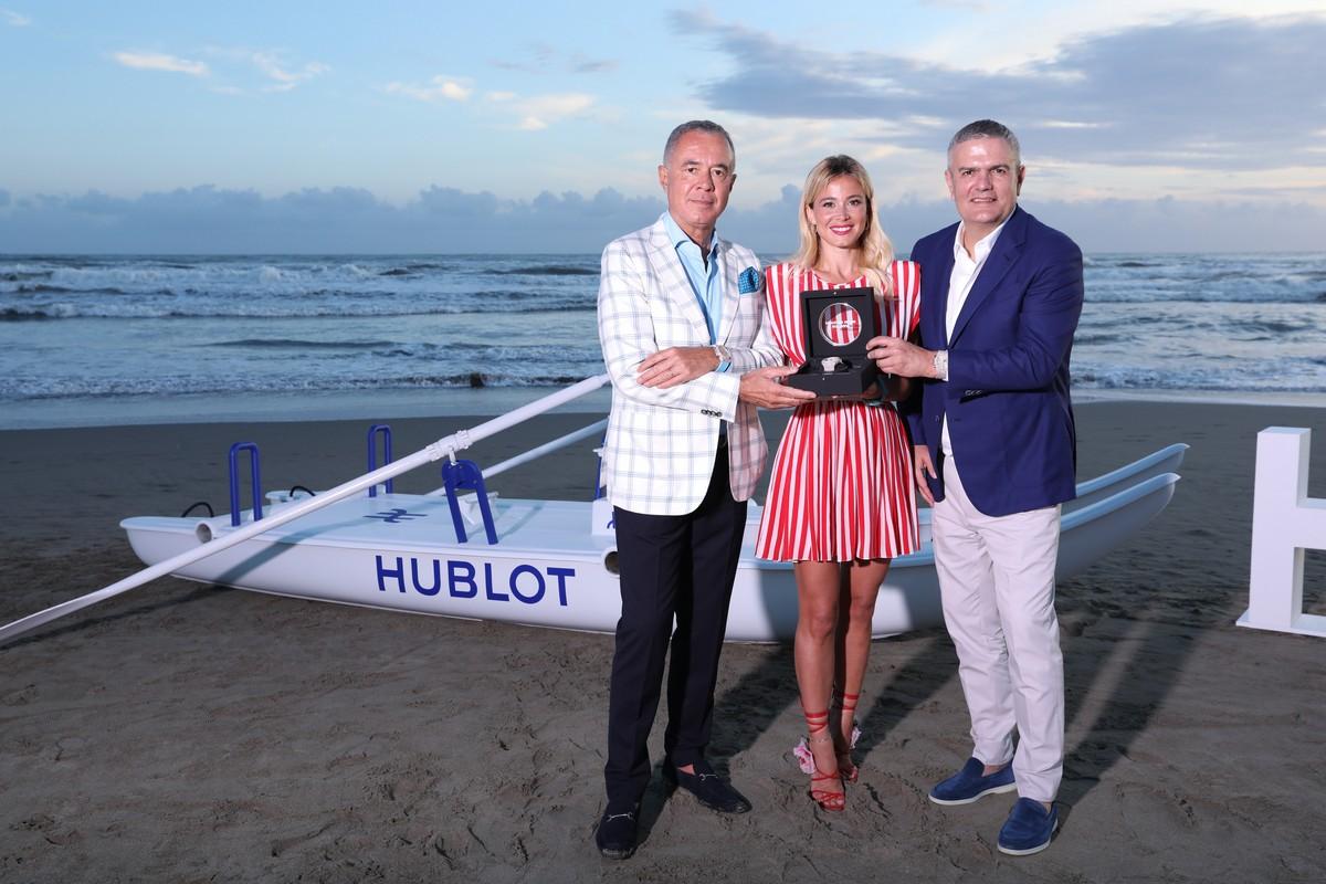 Hublot nuove boutique estate 2021