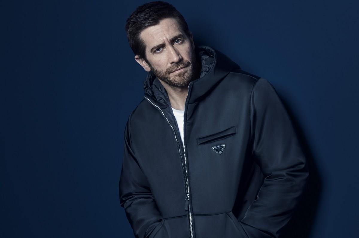 Jake Gyllenhaal profumo Prada Uomo