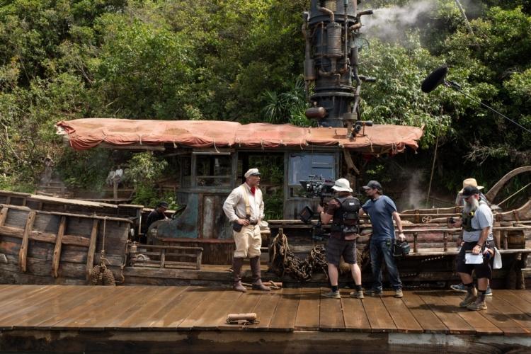 Jungle Cruise Disney Plus