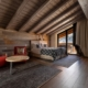 La Cresta Hotel Cervinia: l'elegante chalet, il progetto di interior design di Concreta