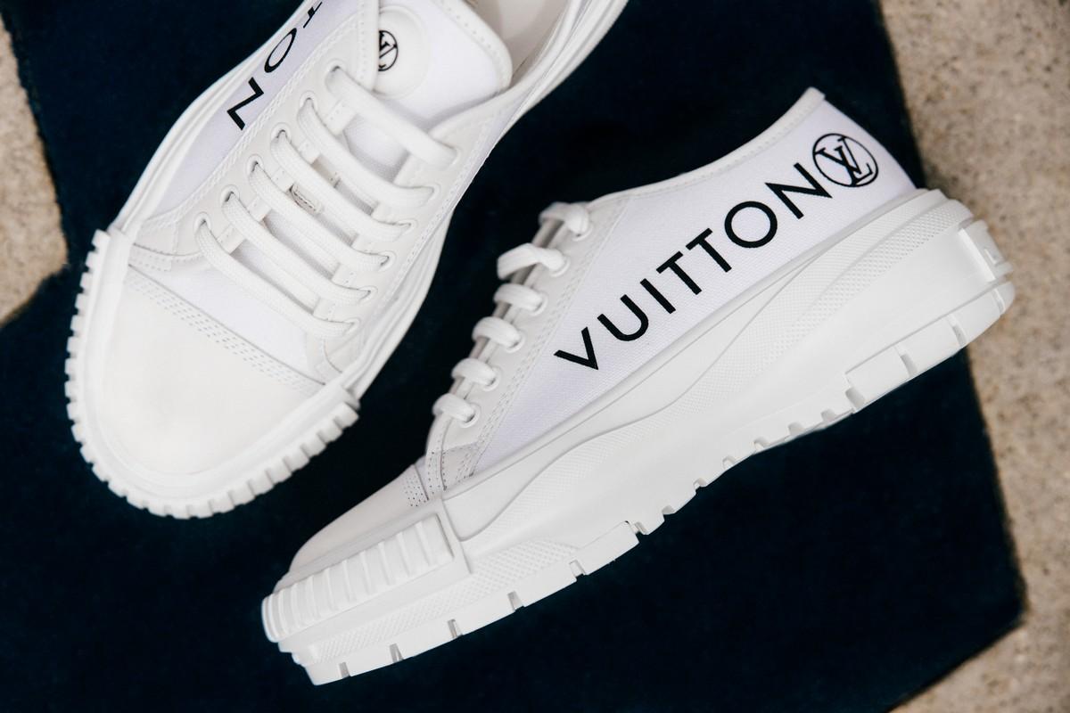 Louis Vuitton sneakers donna 2021