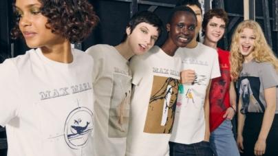 Max Mara 70 anni: 7 artisti per 7 T-shirt in edizione speciale