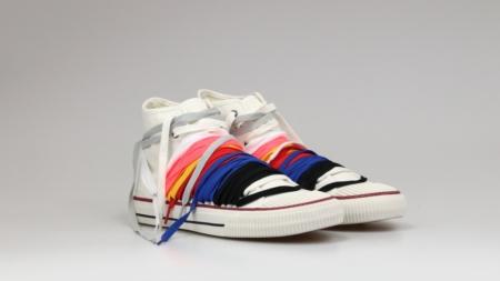 Moaconcept sneakers street art 2021: cinque opere d'arte svelate a Pitti Uomo 100