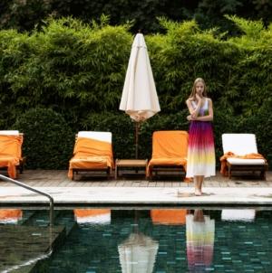 Peech costumi da bagno 2021: stampe colorate e toni pastello