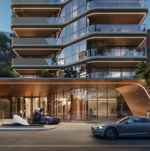 Pininfarina Torre Carra Guatemala: il nuovo complesso residenziale di lusso