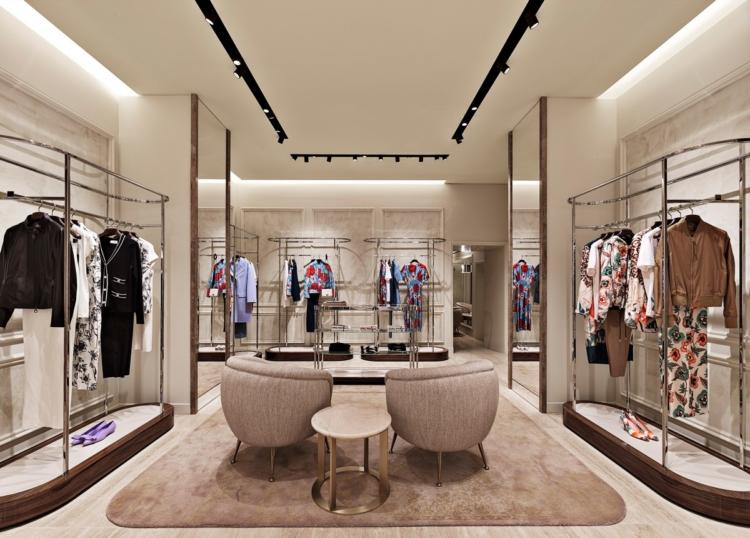 Salvatore Ferragamo boutique Napoli