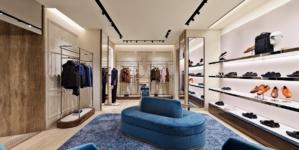 Salvatore Ferragamo boutique Napoli: look rinnovato per una una shopping experience immersiva