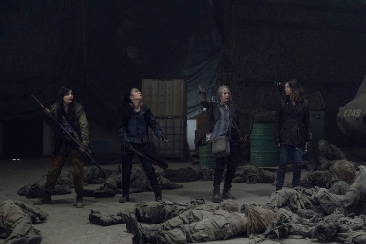 The Walking Dead stagione 11
