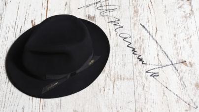 Borsalino Yohji Yamamoto: l'edizione speciale in limited edition