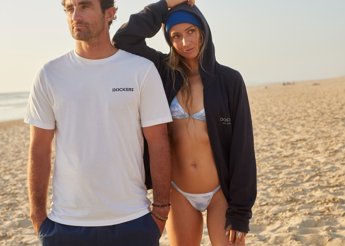 Dockers campagna Love Water More