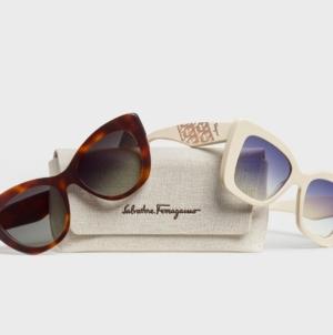 Ferragamo occhiali da sole donna Responsible: i nuovi modelli realizzati con materiali riciclati e rinnovabili