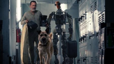 Finch Apple TV: l'attesissimo film con Tom Hanks e Caleb Landry Jones