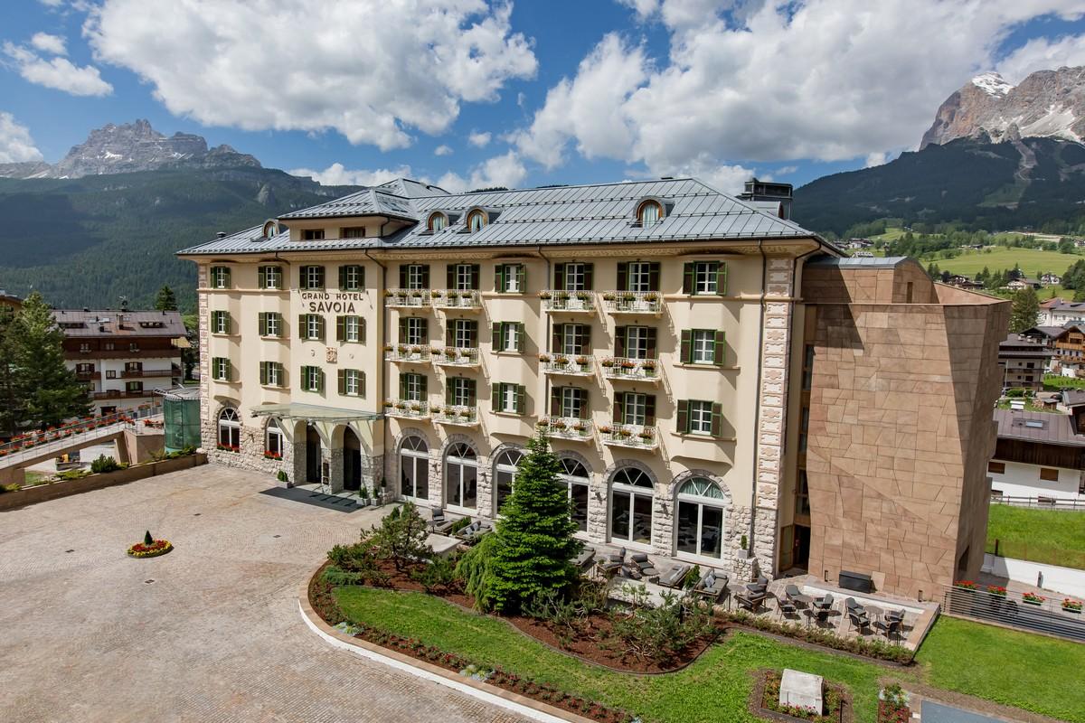 Grand Hotel Savoia Cortina d'Ampezzo