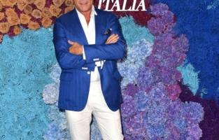 CAPRI, ITALY - JULY 31: Cesare Cunaccia attends the LuisaViaRoma for Unicef event at La Certosa di San Giacomo on July 31, 2021 in Capri, Italy. (Photo by Jacopo M. Raule/Getty Images for Luisaviaroma)