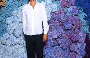 CAPRI, ITALY - JULY 31: Charles Rosier attends the LuisaViaRoma for Unicef event at La Certosa di San Giacomo on July 31, 2021 in Capri, Italy. (Photo by Daniele Venturelli/Daniele Venturelli/Getty Images for Luisaviaroma )