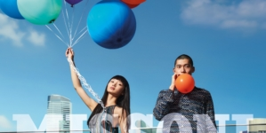 Missoni campagna autunno inverno 2021: Life in Colours, il nuovo gioioso lifestyle