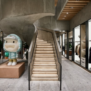 Moncler Los Angeles Rodeo Drive: il nuovo flagship store a Beverly Hills