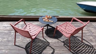 Nardi arredo da esterno Doga: la nuova collezione di sedute outdoor
