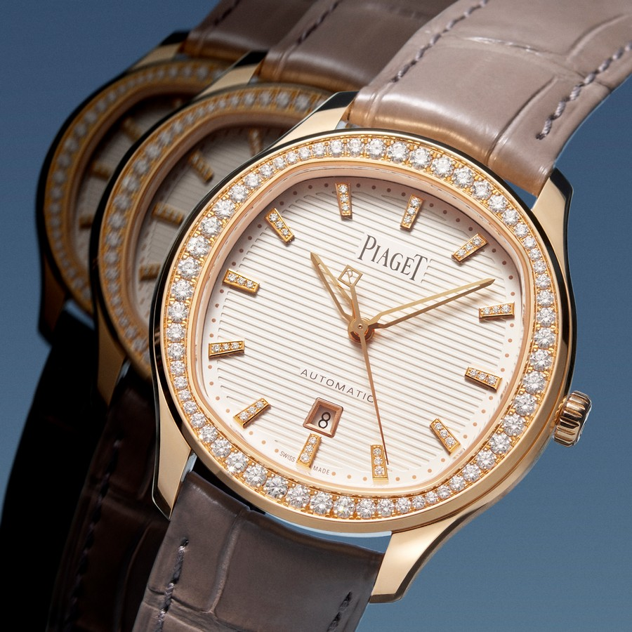 Piaget Polo Date 36 mm