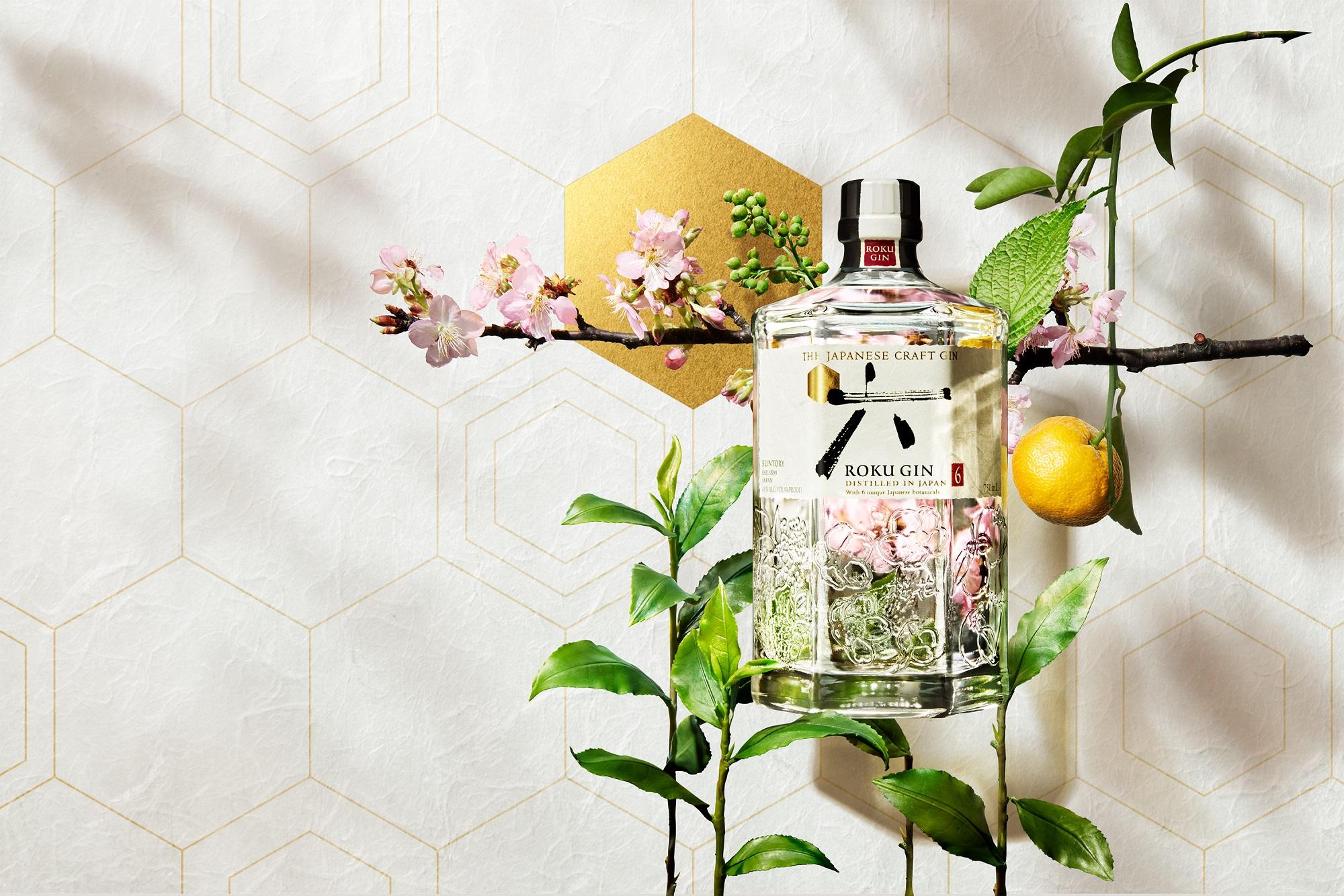 Roku Gin botaniche