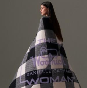 """Woolrich by Daniëlle Cathari: """"The Woolrich Woman"""", il rilancio della label d'archivio degli anni 80"""