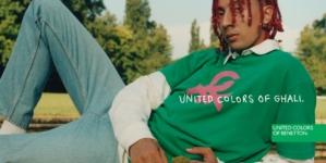 Benetton United Colors of Ghali: la capsule collection e la campagna pubblicitaria