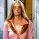 Blumarine primavera estate 2022: sex appeal glam e vistoso, tutti i look