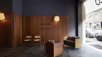 Bottega Ghianda Milano: la nuova boutique e il progetto realizzato con Philippe Starck