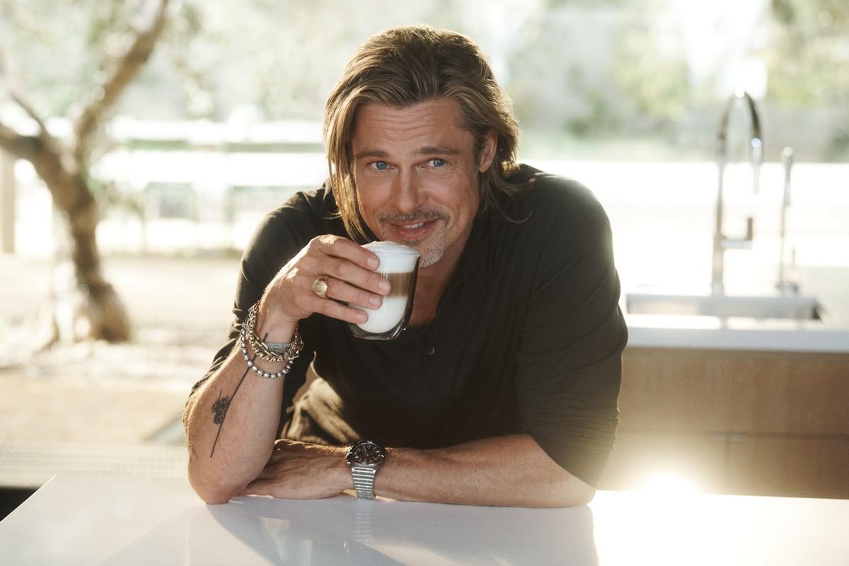 Brad Pitt De' Longhi