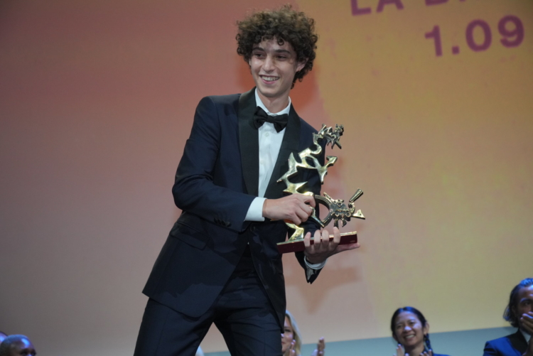 Festival di Venezia 2021 vincitori
