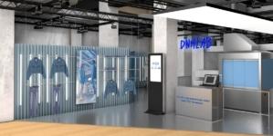 FuoriSalone 2021 Bershka: il DNM LAB per rendere unici i propri jeans