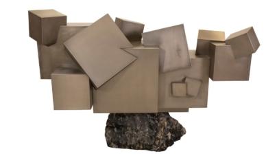 Fuorisalone 2021 Collectible Design: Pyrite by Francesco Maria Messina