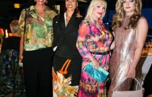 "Lea T, Luciana Toledo, Ilona Staller, ""Cicciolina"", Stephanie Glitter"