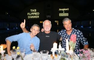 Pierpaolo Ferrari, Thomas Meyer, Maurizio Cattelan
