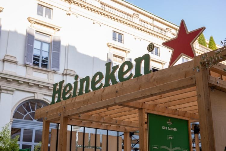 Fuorisalone 2021 Heineken