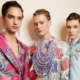 Giorgio Armani Donna primavera estate 2022: eleganza nomade, il beauty look della sfilata