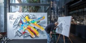 IWC On Tour Milano 2021: alta orologeria, cucina e street art, svelati i nuovi cronografi