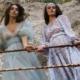 Luisa Beccaria primavera estate 2022: look iper femminili e timeless, il video
