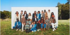 Mango campagna autunno inverno 2021: le famiglie vere