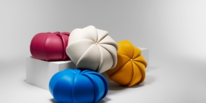 Milano Design Week 2021 Louis Vuitton: Petal Chair, Merengue e Aguacate, i nuovi Objets Nomades
