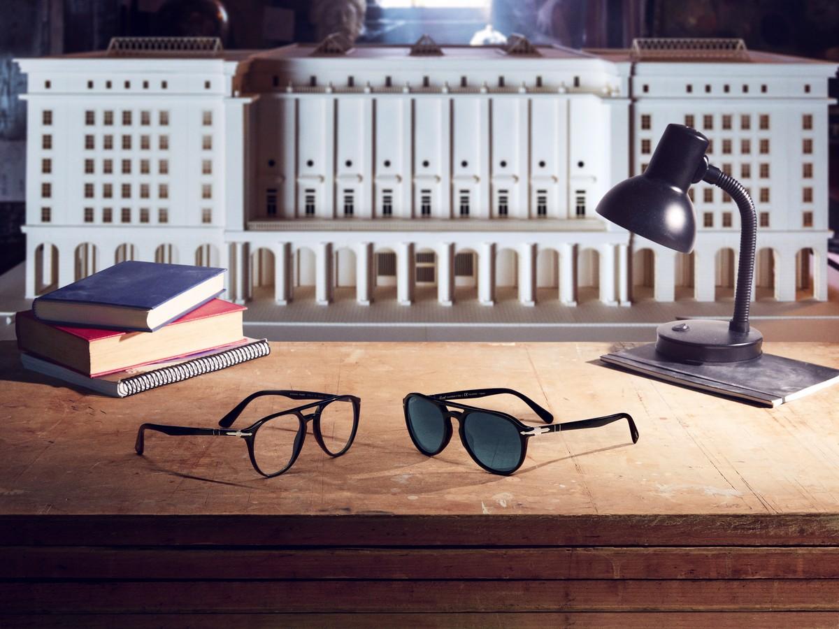 Persol occhiali La Casa di Carta